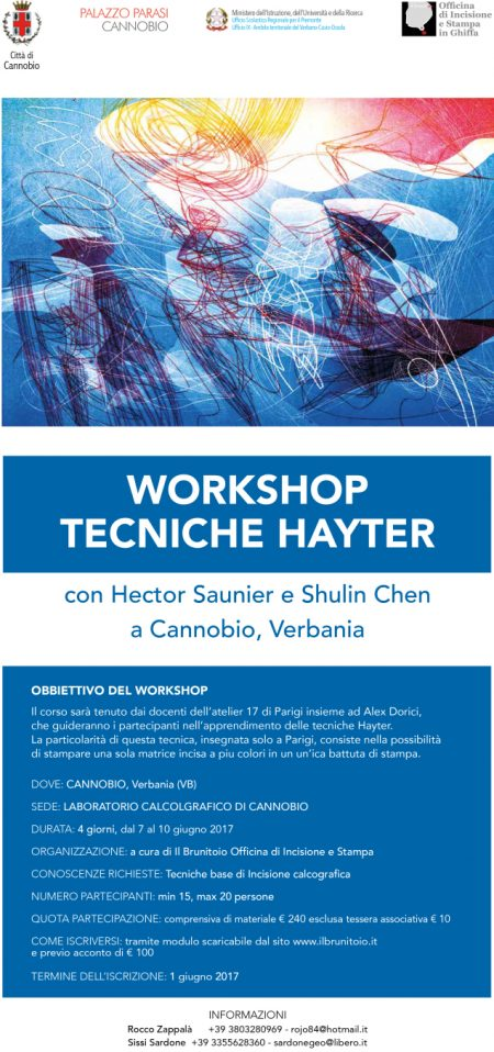 Workshop tecniche Hayter